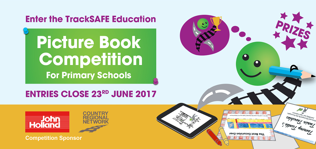 TrackSAFE Picture Book Competition
