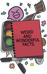 Weird and wonderful facts